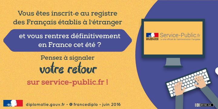 L inscription au registre des fran ais tablis hors de france consulat g n ral de france - Office des etrangers france ...